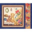 Buddy Bear Cushion Panel 22281 4