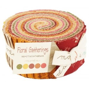 Floral Gatherings   1100  Jelly Roll