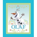 Disney Frozen  Olaf fabric Panel 55428