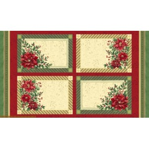 Holiday Traditions 2590 052 Panel
