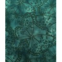 Batik Butterflies - Melody 5620 Sea Green