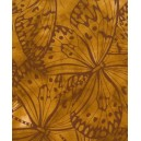 Batik Butterflies - Melody 5620 Gold