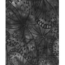 Batik Butterflies - Melody 5620 Black