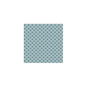Liberty English Garden Floral Dot Blue 603Z