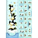 Gwyn The Penguin Height Chart panel SB20237