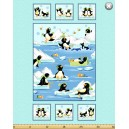 Gwyn The Penguin Height Chart panel SB20235