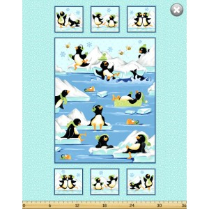 Gwyn The Penguin  panel SB20235