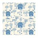 Liberty Cottage Garden Cottage Lane Blue 616Y