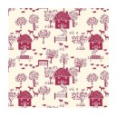 Liberty Cottage Garden Cottage Lane Red 616X