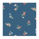 Liberty Cottage Garden Little Vine Blue 614Y
