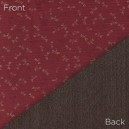 Sevenberry Double Sided Fabric 88235 D2-6 Red/Black