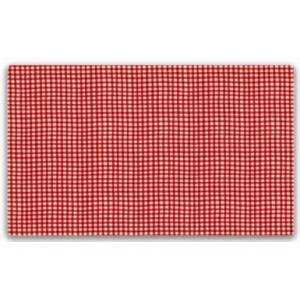 Gingham 920 R6 Red