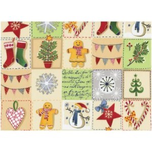 Alpine Holiday Labels 3292 201